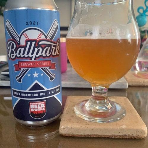 Community Beer Works – RBIPA American IPA