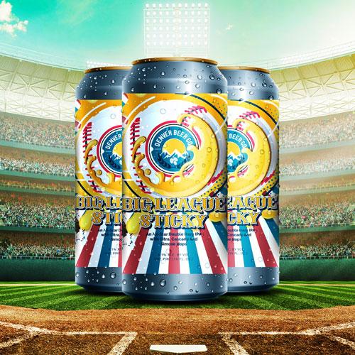 Denver Beer Co. – Big League Sticky Cans
