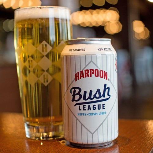 Harpoon – Bush League Lager