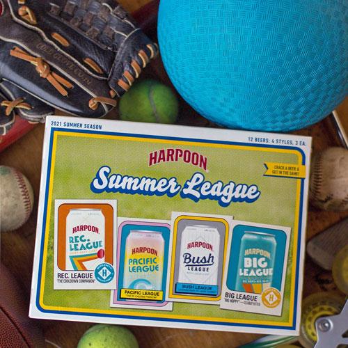 Harpoon Summer League Mix Case