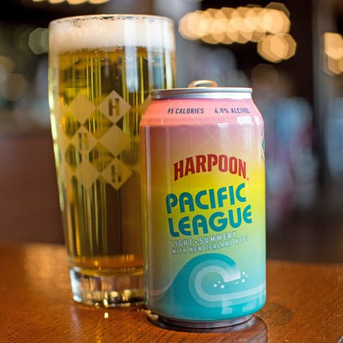 Harpoon: Pacific League Lager