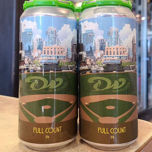 WestBrew Full Count IPA Cans