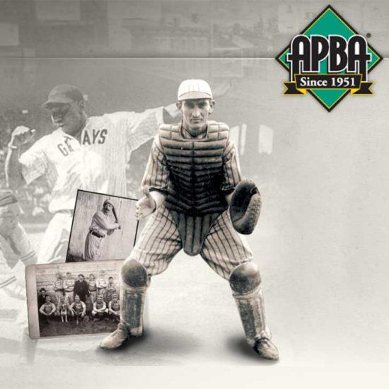 APBA Baseball Computer Game