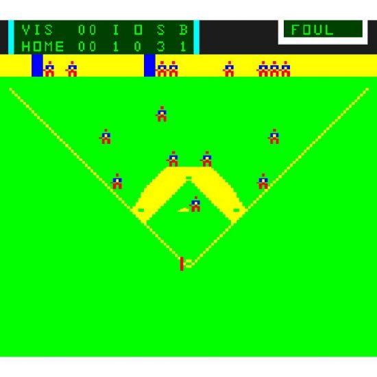 Baseball Screenshot (APF Imagination Machine)