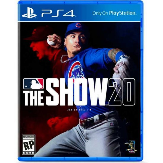 MLB 20: The Show with Javier Baez