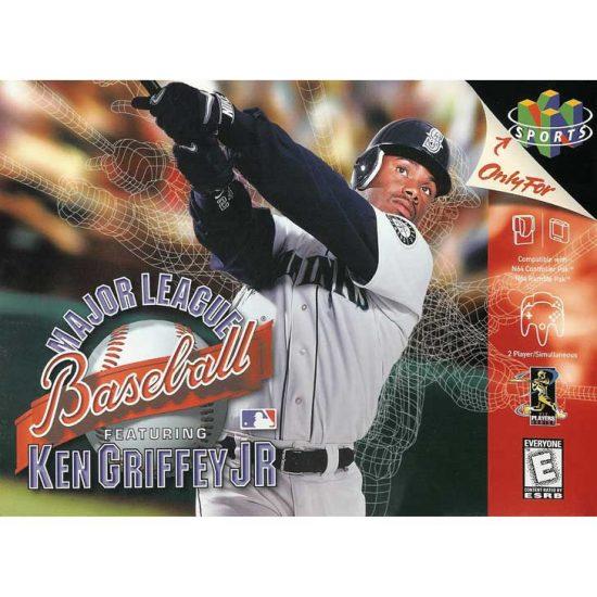 Major League Baseball Featuring Ken Griffey Jr.
