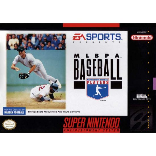MLBPA Baseball by EA Sports