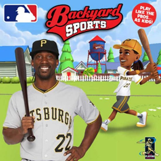 Backyard Sports, 2015 with Andrew McCutchen
