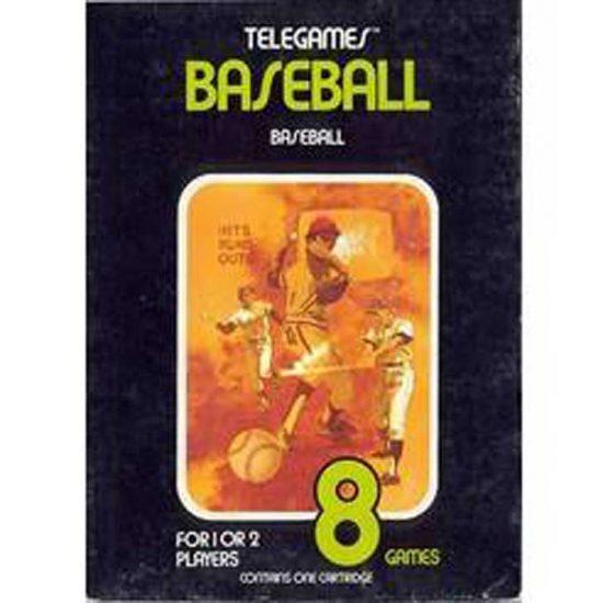 Atari Baseball