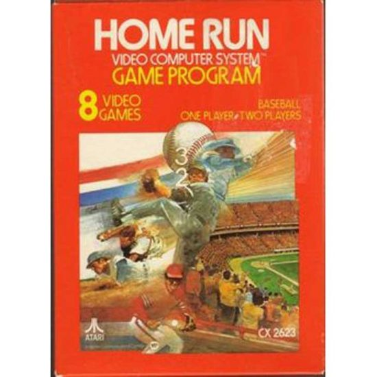 Atari Home Run Baseball