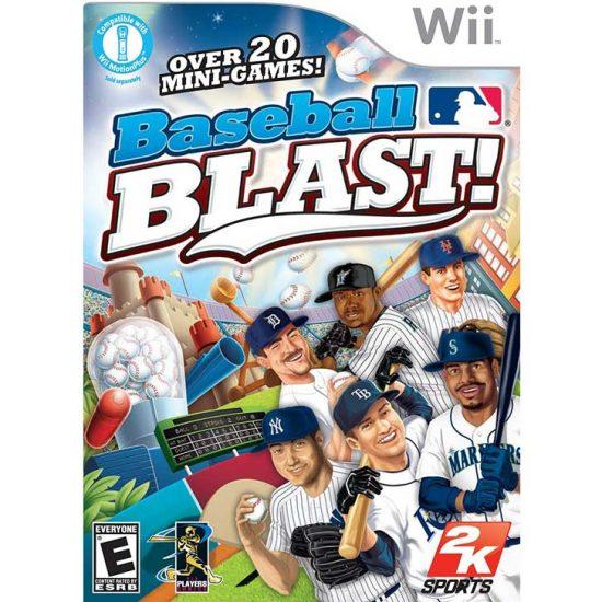 Baseball Blast for Wii
