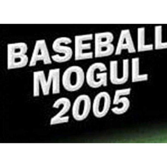 Baseball Mogul 2005