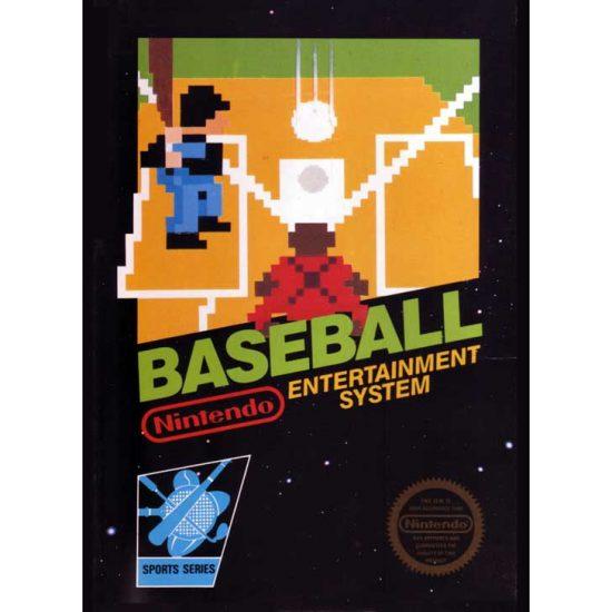 Baseball for Nintendo
