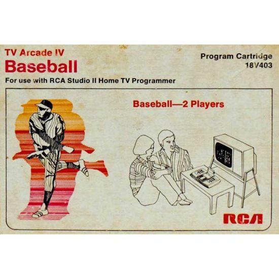 Baseball for RCA
