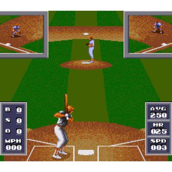 Cal Ripken, Jr. Baseball Screenshot