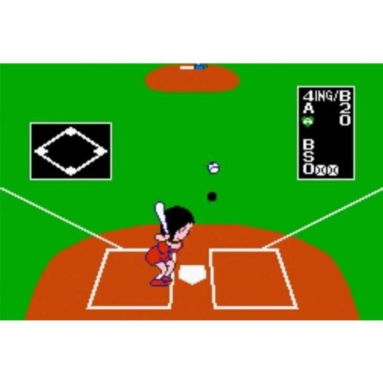 Dusty Diamond's All-Star Softball Screenshot