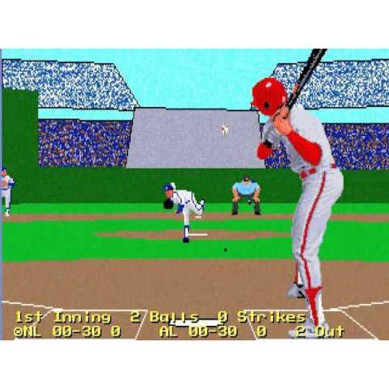 Earl Weaver Baseball II - screenshot