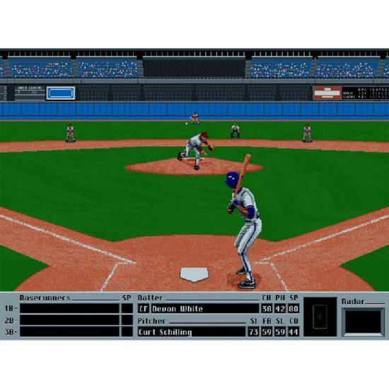 Front Page Sports: Baseball Pro Screenshot