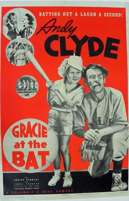 Gracie at the Bat movie poster