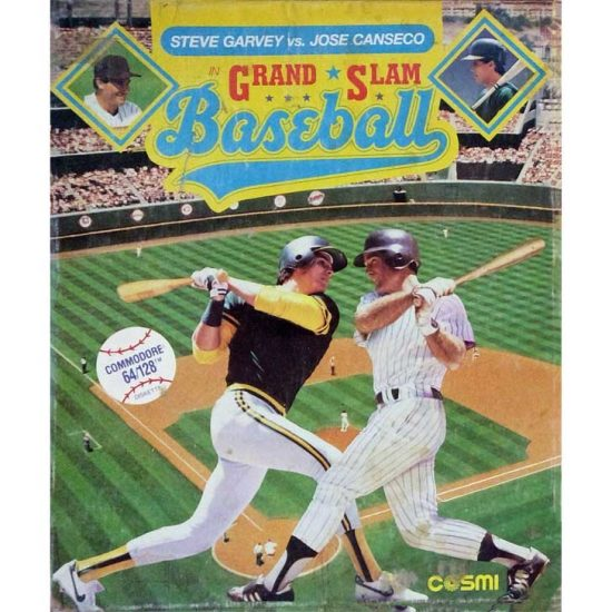Grand Slam Baseball with Steve Garvey & Jose Canseco