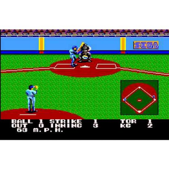 Great Baseball Screenshot