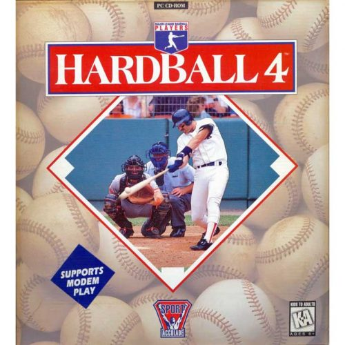Hardball 4 by Accolade