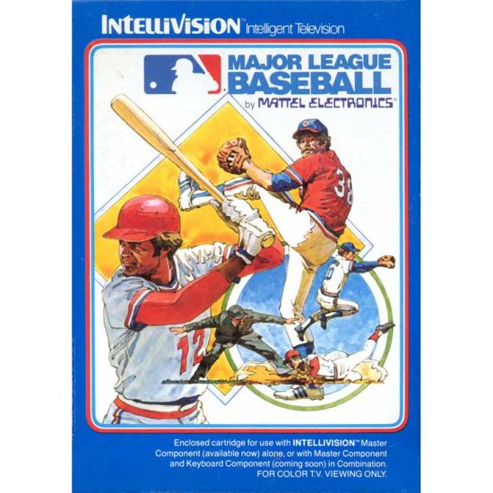 Major League Baseball by APH (with MLB logo)