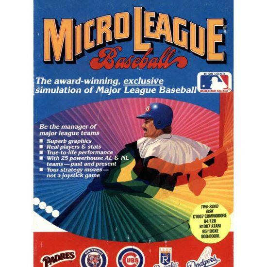 MicroLeague Baseball