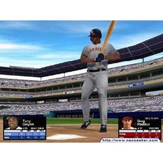 Microsoft Baseball 2000 Screenshot
