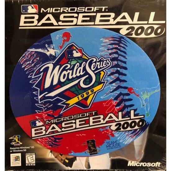 Microsoft Baseball 2000 World Series Edition