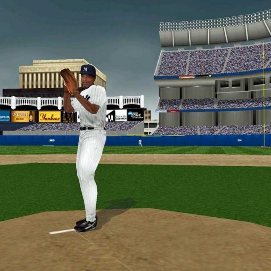 Microsoft Baseball 2001 Screenshot