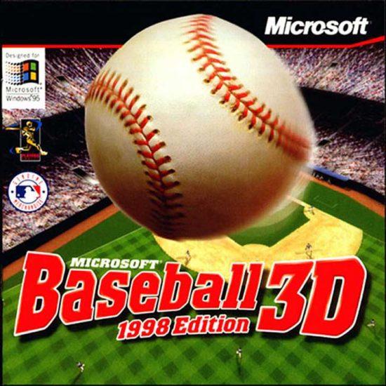 Microsoft Baseball 3D (1998 Edition)