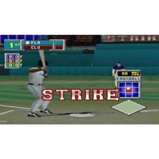 Mike Piazza's Strike Zone Screenshot