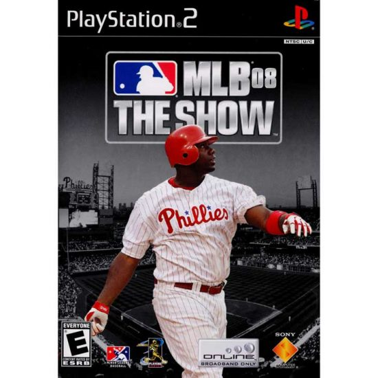 MLB 08: The Show with Ryan Howard