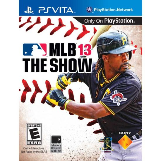 MLB 13: The Show with Andrew McCutchen
