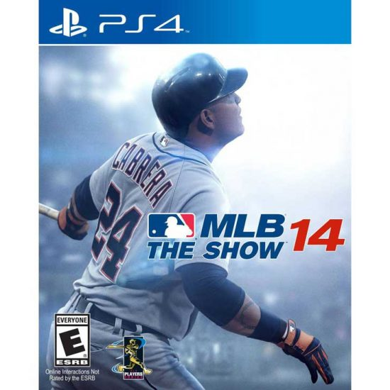 MLB 14: The Show with Miguel Cabrera