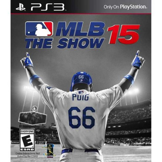 MLB 15: The Show with Yasiel Puig