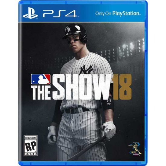 MLB 18: The Show with Aaron Judge