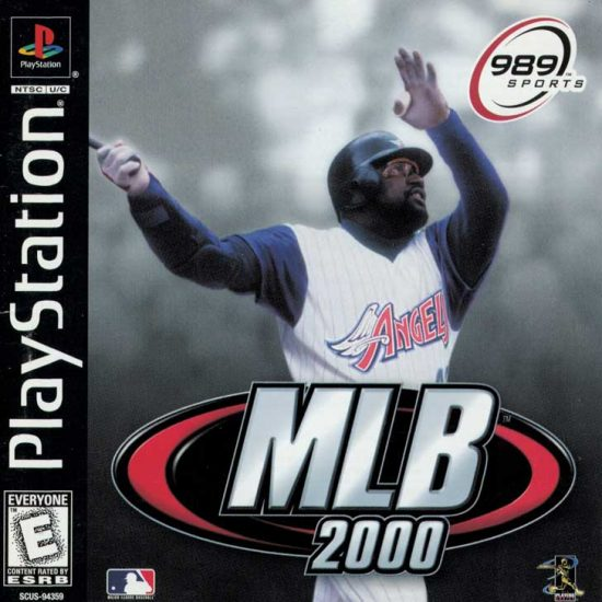 MLB 2000 by 989 Sports