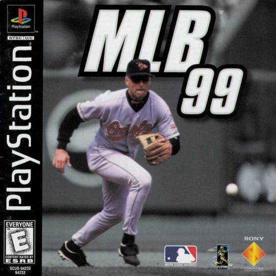 MLB 99 by 989 Sports