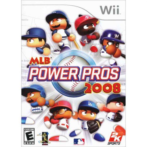 MLB Power Pros 2008