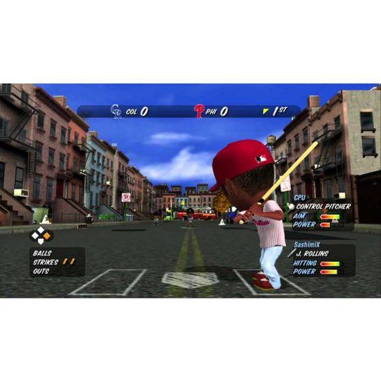 MLB Stickball Screenshot