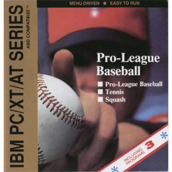 Pro League Baseball (1987)