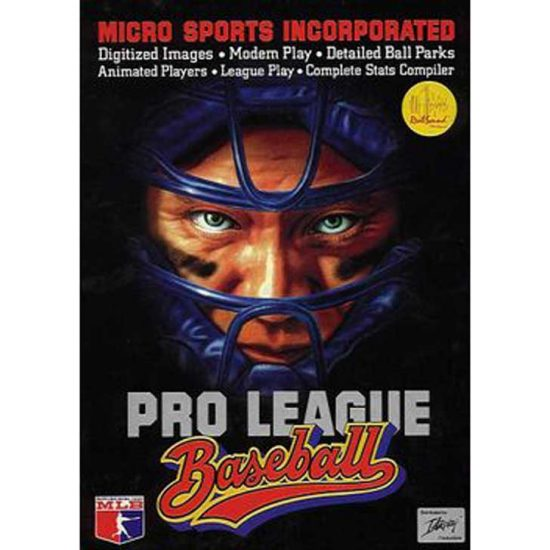 Pro League Baseball (1992)