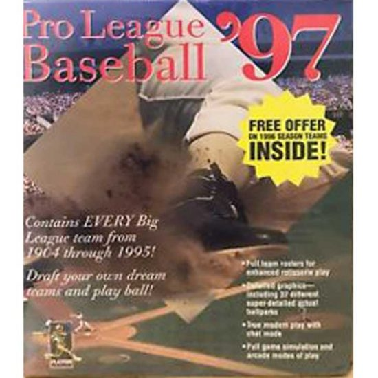 Pro League Baseball (1997)