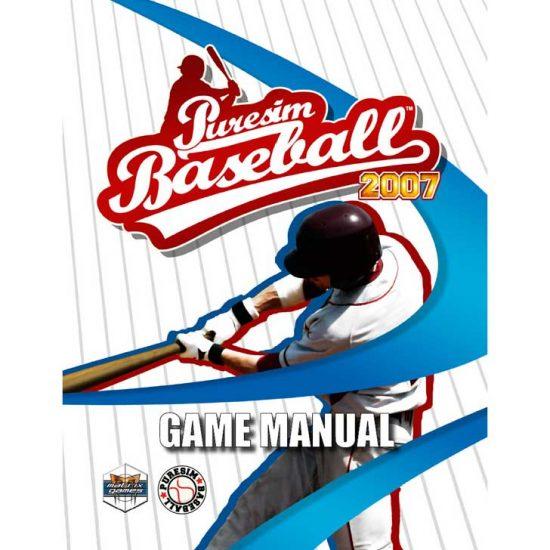 PureSim Baseball 2007