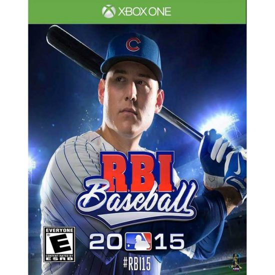R.B.I. Baseball 2015 with Anthony Rizzo