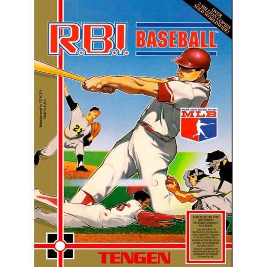 R.B.I. Baseball (the original)