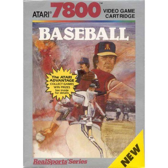 RealSports Baseball (1982)