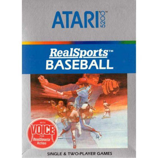 RealSports Baseball (1983)